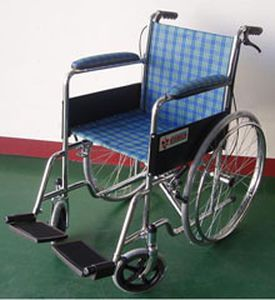 Patient transfer chair MC-202C-2 Medcare Manufacturing