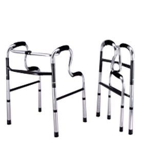 Height-adjustable walker / folding WK-300A Medcare Manufacturing