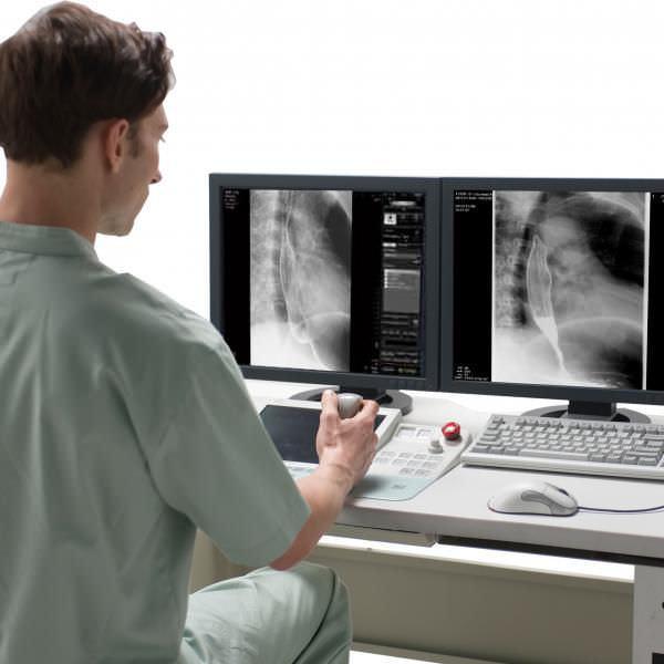 Diagnostic software / viewing / medical / medical imaging SUREengine Shimadzu Europe