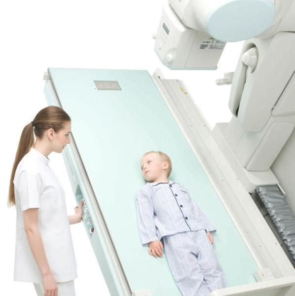 Fluoroscopy system (X-ray radiology) / analog / digital / for diagnostic fluoroscopy Sonialvision G4 Shimadzu Europe