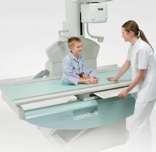 Fluoroscopy system (X-ray radiology) / for diagnostic fluoroscopy Flexavision SF Shimadzu Europe