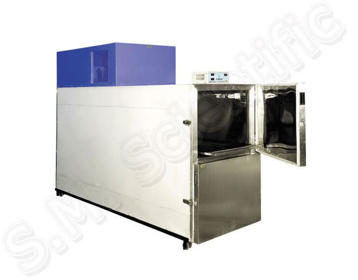 Multiple-body refrigerated mortuary cabinet / modular SMI-157 S.M. Scientific Instruments