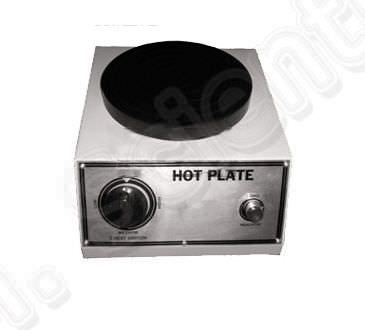 Laboratory heating plate 0 - 350 °C | SMI -172 S.M. Scientific Instruments