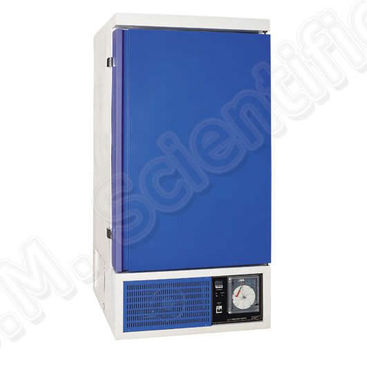 Laboratory freezer / cabinet / ultralow-temperature / 1-door -237 °C, 100 - 1000 L | SMI-165M S.M. Scientific Instruments