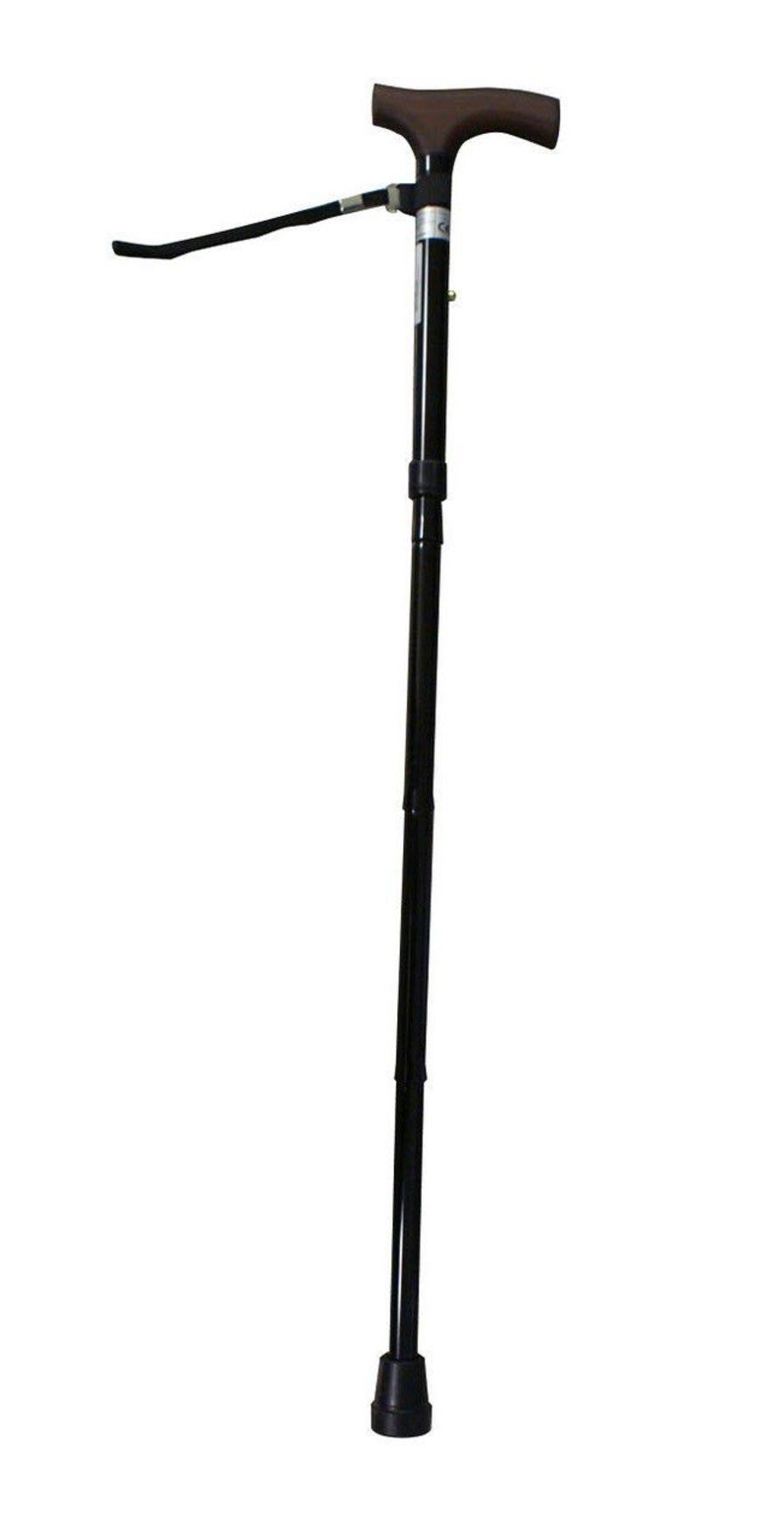 T handle walking stick / folding / height-adjustable C44 HMS-VILGO