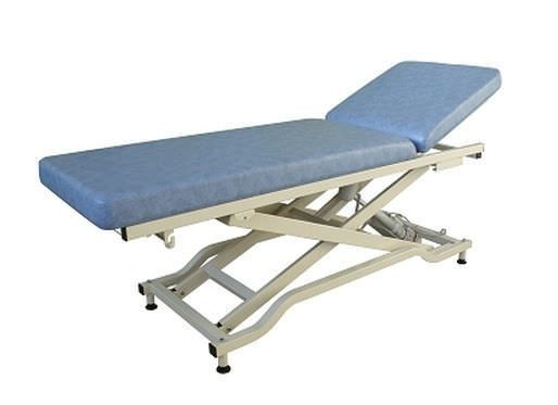 Electrical examination table / height-adjustable / 2-section HMS-VILGO