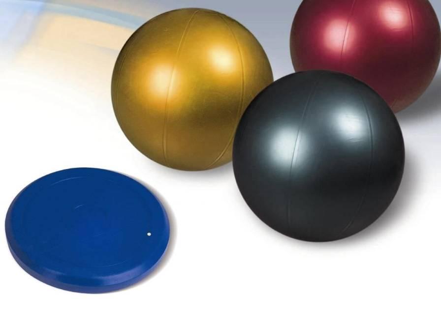 Pilates ball ø 45 - 120 cm Albert Hohlkörper