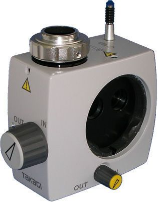 Camera adapter microscope / digital S10-17 Takagi Ophthalmic Instruments Europe