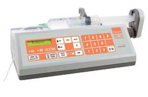 1 channel syringe pump BSS 100, BSS 101 Biosensor Indústria e Comércio a