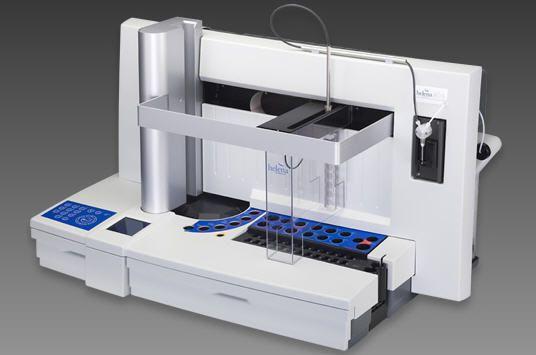 Automatic coagulation analyzer / 4-channel AC-4 Helena Biosciences Europe
