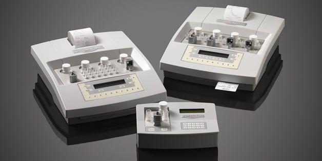 Semi-automatic coagulation analyzer CoaDATA Helena Biosciences Europe