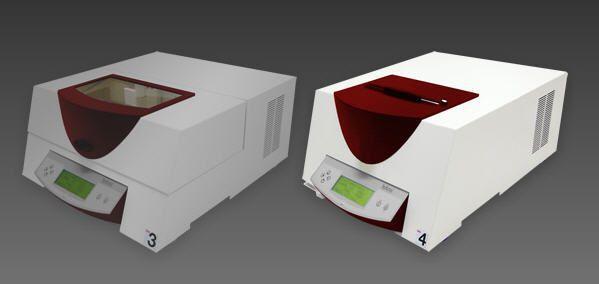 Electrophoresis gel automatic sample preparation system SAS-4 Helena Biosciences Europe
