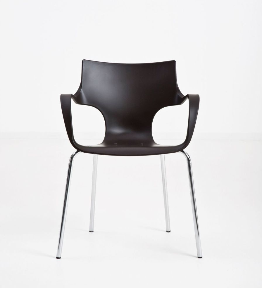 Waiting room chair / with armrests JIM Workware