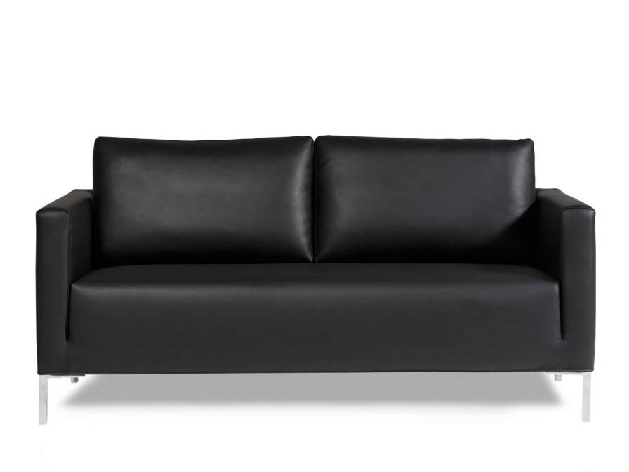 Waiting room sofa / 2 seater BANK VAN BLOOM Workware