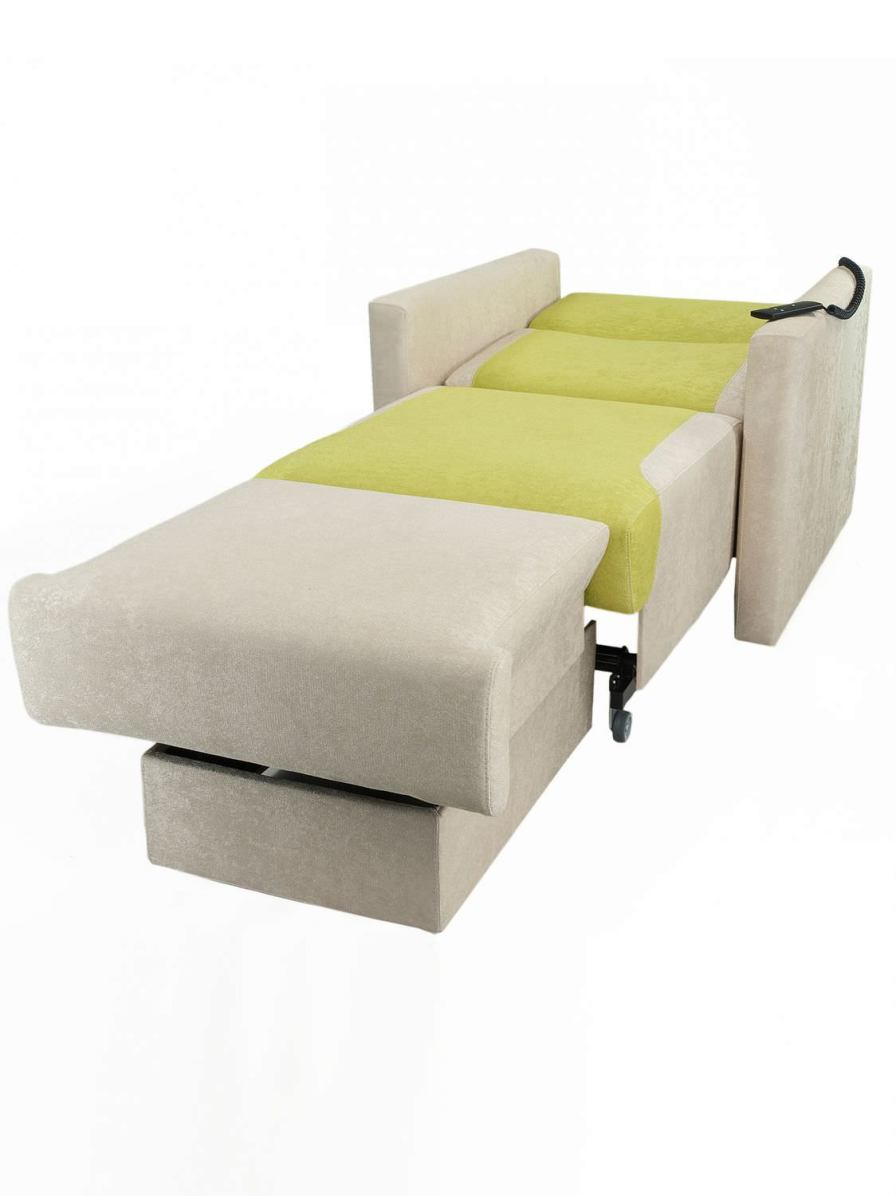 Healthcare facility convertible chair SUNFLOWER Workware