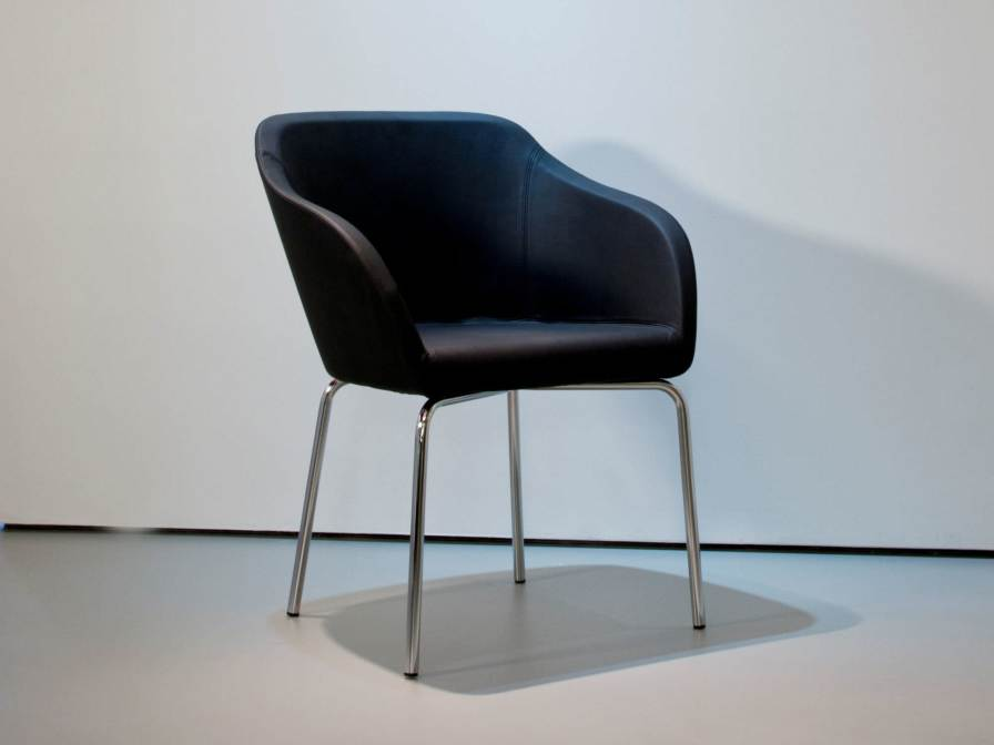 Waiting room chair / with armrests RITZ Workware