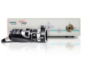 Digital camera head / endoscope / high-definition / with video processor HDC407 Lemke