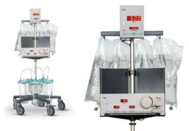 Endoscopy irrigation pump HM4 Lemke