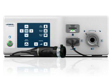 Digital camera head / endoscope / high-definition / with video processor HD-Camera Lemke