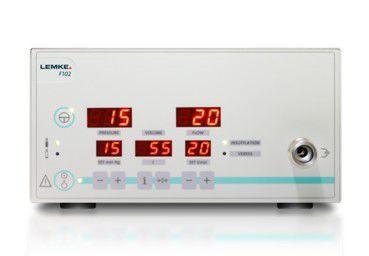 Electronic endoscopy CO2 insufflator 20 L/min | F102 Lemke