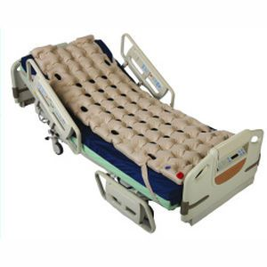 Anti-decubitus overlay mattress / for hospital beds / static air / honeycomb 1003GP Innovation Rehab