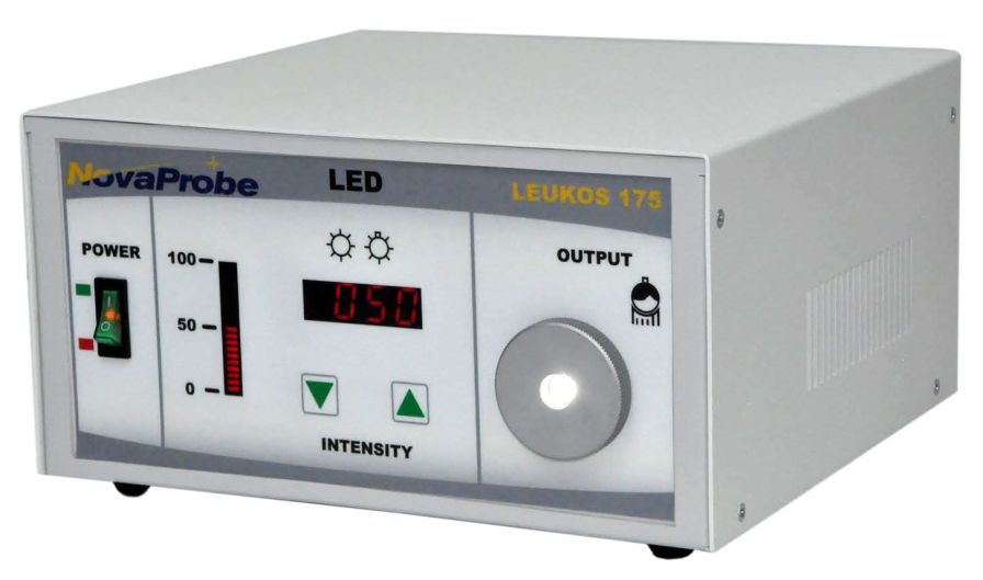 LED light source / endoscope / cold 175 W | Leukos 175 NovaProbe