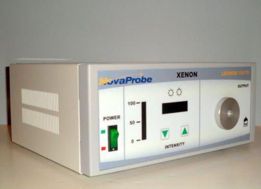 Xenon light source / endoscope / cold 175 W | Leukos 10175 NovaProbe