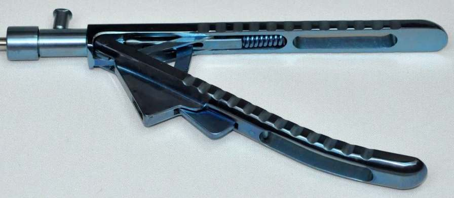 Laparoscopic needle holder 5 mm x 35 cm NovaProbe