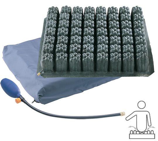 Anti-decubitus cushion / static air max. 120 kg | W0490 Thuasne