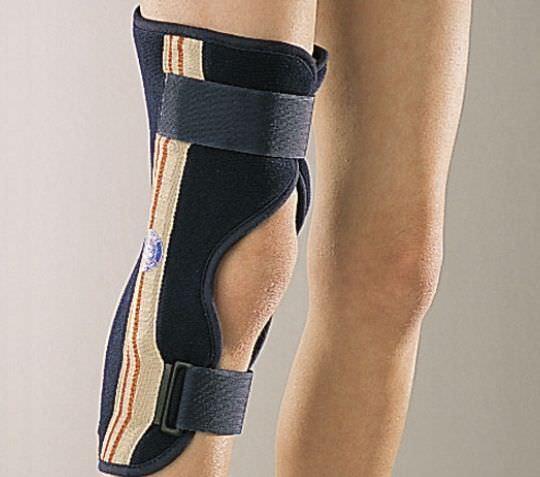 Knee splint (orthopedic immobilization) / immobilisation / pediatric Ligaflex Immo 0° Junior Thuasne