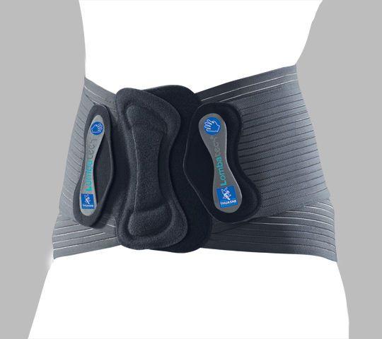 Lumbar support belt / with reinforcements / flexible Lombatech® Thuasne