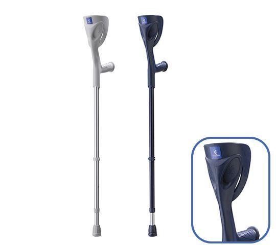 Forearm crutch / height-adjustable max. 150 kg | Canne Globe-Trotter® Thuasne
