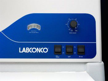 Class III isolator / glove box / with HEPA filter Precise Labconco