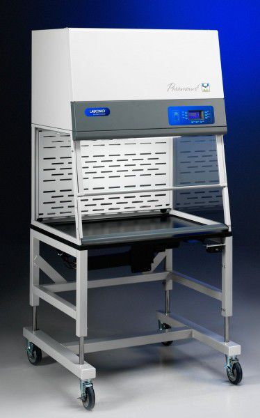 Aspirating fume hood / laboratory / ductless 6963300 Labconco