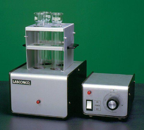 Laboratory automatic digester (Kjeldahl type) Rapid Digestor-4 Labconco