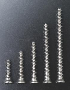 Bone fragments cancellous screw / not absorbable ø 6.5 mm | THF-65xx series TAEYEON Medical