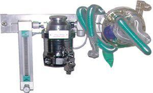 Veterinary anesthesia system / wall-mounted ANE004 Lory Progetti Veterinari