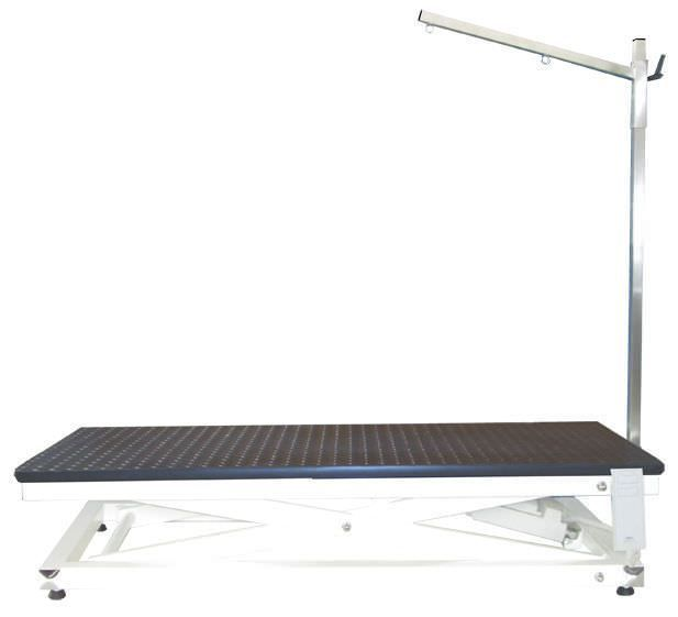 Lifting grooming table / electrical TAVPET001 Lory Progetti Veterinari