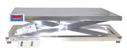 Veterinary examination table / electrical / lifting / 1-section TAV008 Lory Progetti Veterinari