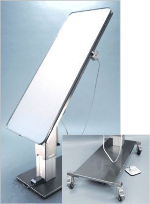 Veterinary examination table / electrical / mechanical / height-adjustable 410 000, 420 000 Hedo Medizintechnik