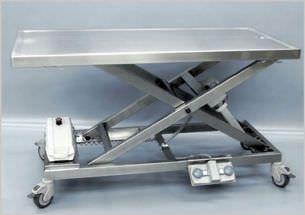 Veterinary examination table / electrical / mechanical / lifting 260 505 Hedo Medizintechnik