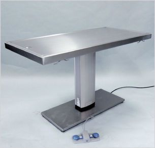 Veterinary examination table / mechanical / electrical / height-adjustable 480 000, 480 001 Hedo Medizintechnik