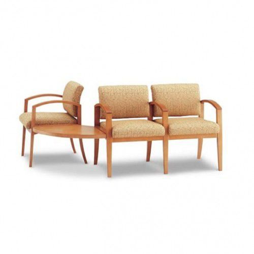 Waiting room seat / beam / with armrests / with backrest Westport Tandem 503 Campbell Contract