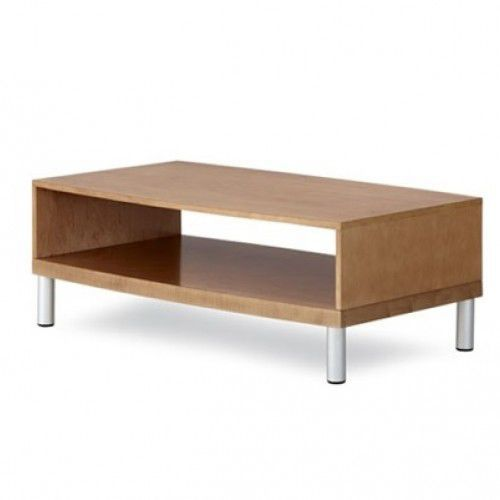 Rectangular coffee table Bloom 162T.8 Campbell Contract