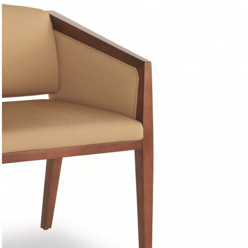 Beam seat / for waiting room / with armrests / with backrest Paramount 505.3 Campbell Contract