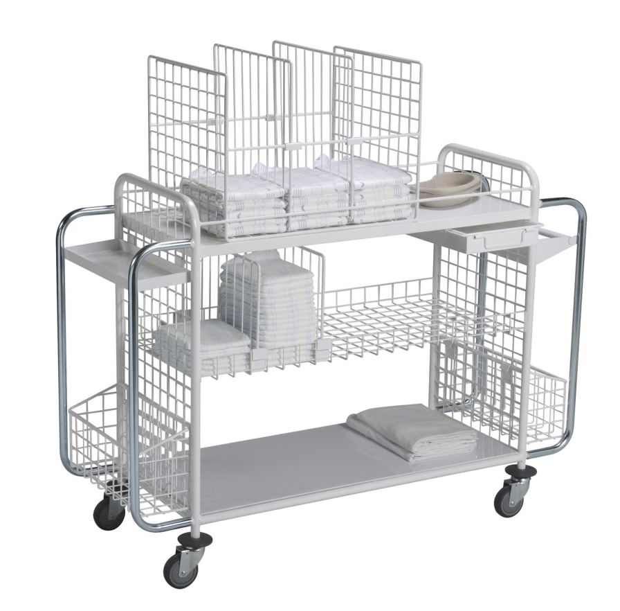 Changing trolley 601.001W Sclessin Productions