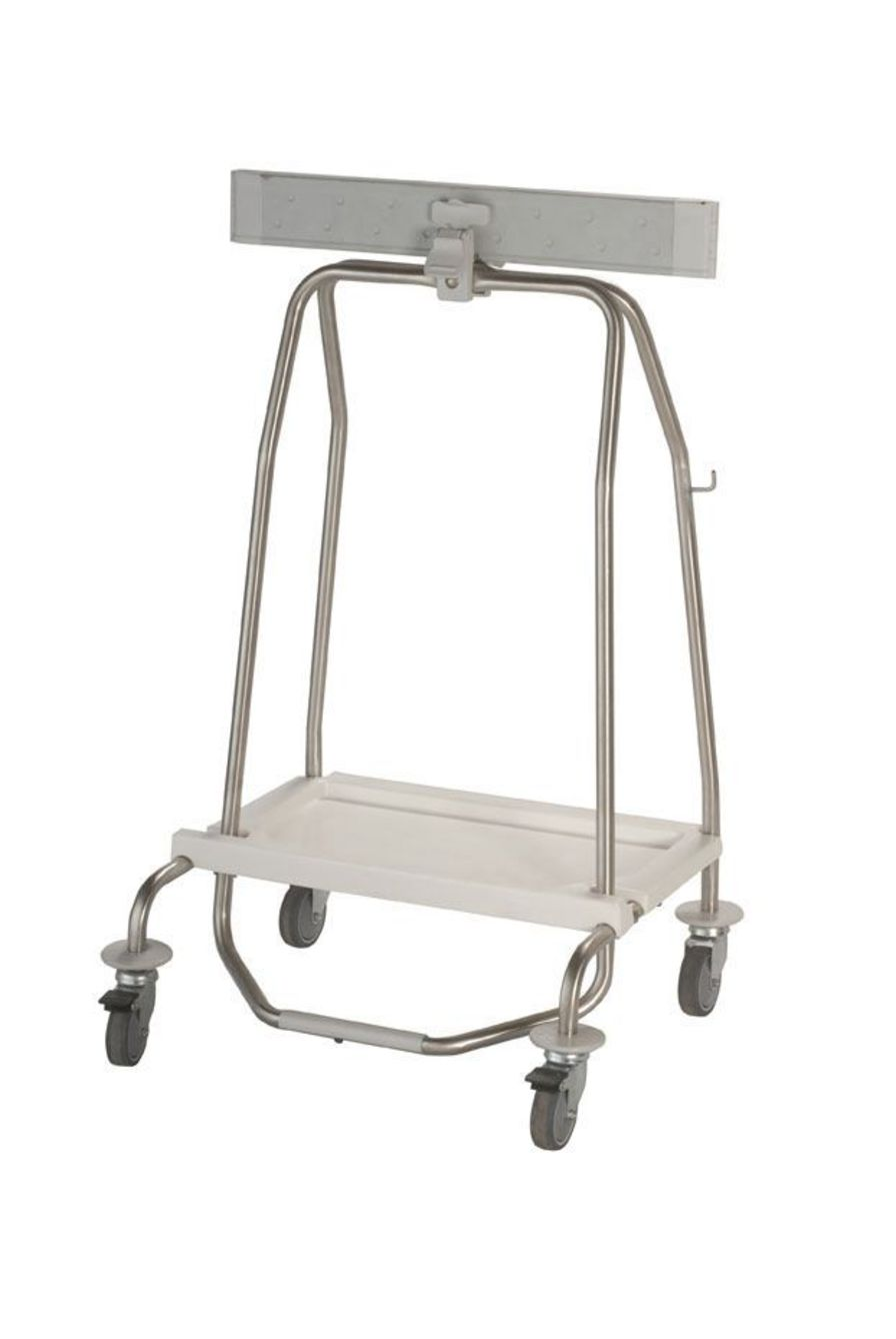 Linen trolley / with automatic closure CLEANY - 374.401 Sclessin Productions