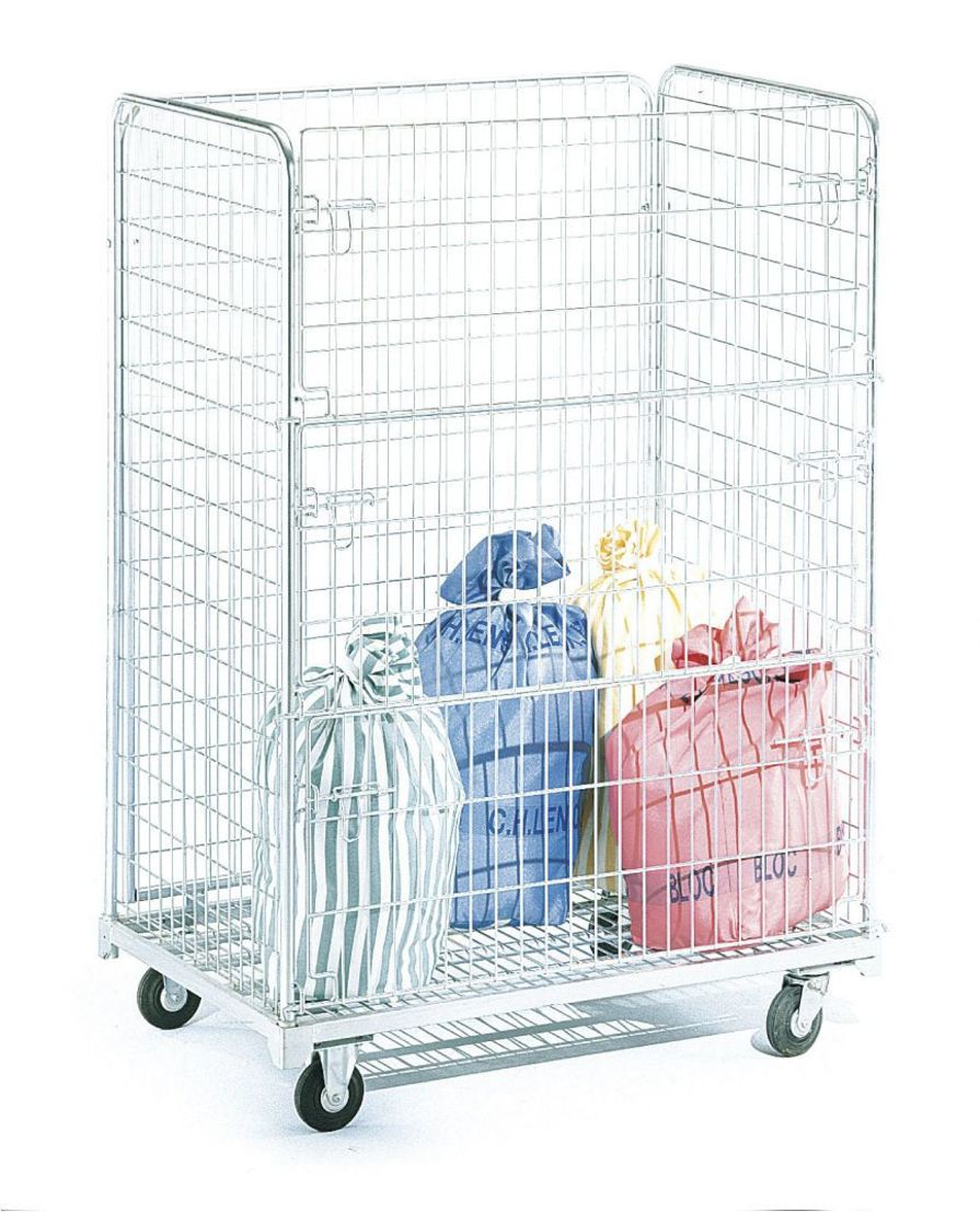 Distribution trolley / transport / linen 372.1211 Sclessin Productions