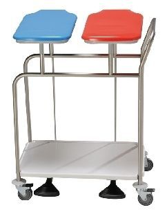 Linen trolley / 2-bag HYGI-CAR II Sclessin Productions