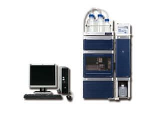 UHPLC chromatography system / ultra-high-performance liquid ChromasterUltra Rs Hitachi High-Technologies